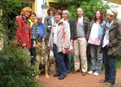 Ein schöner und informativer Besuch bei der Blütenwelt Keilholz ging zu Ende